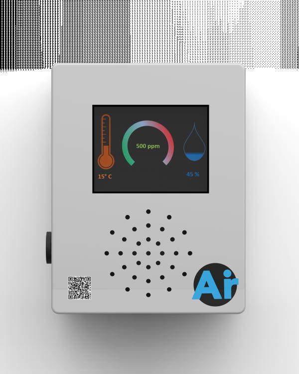 Air Sanity Air Esteriliza el aire de forma segura