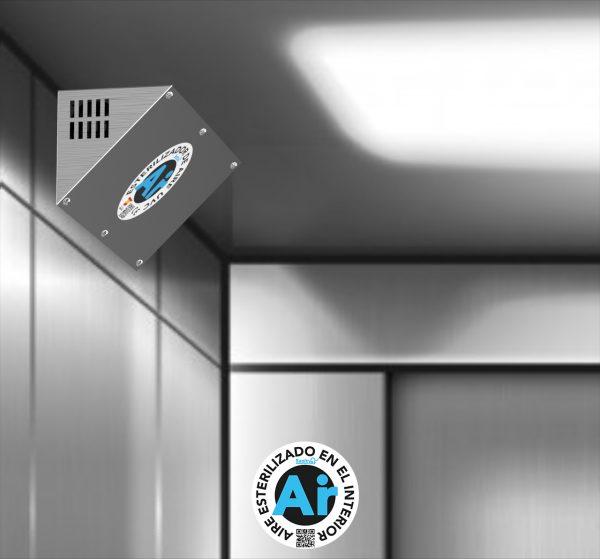 Sanity Air Elevator